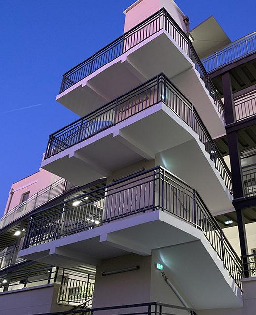 Meusnier 46 logements neufs -Verrecchia- Le Perreux sur Marne.